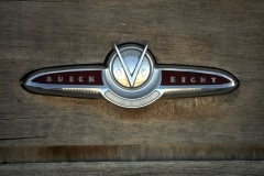 Buick Woody Tailgate Emblem by Martin Sullivan