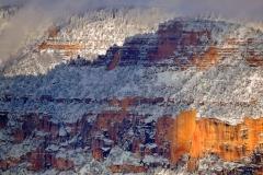 Grand Canyon-Winter Winds by Martin Sullivan