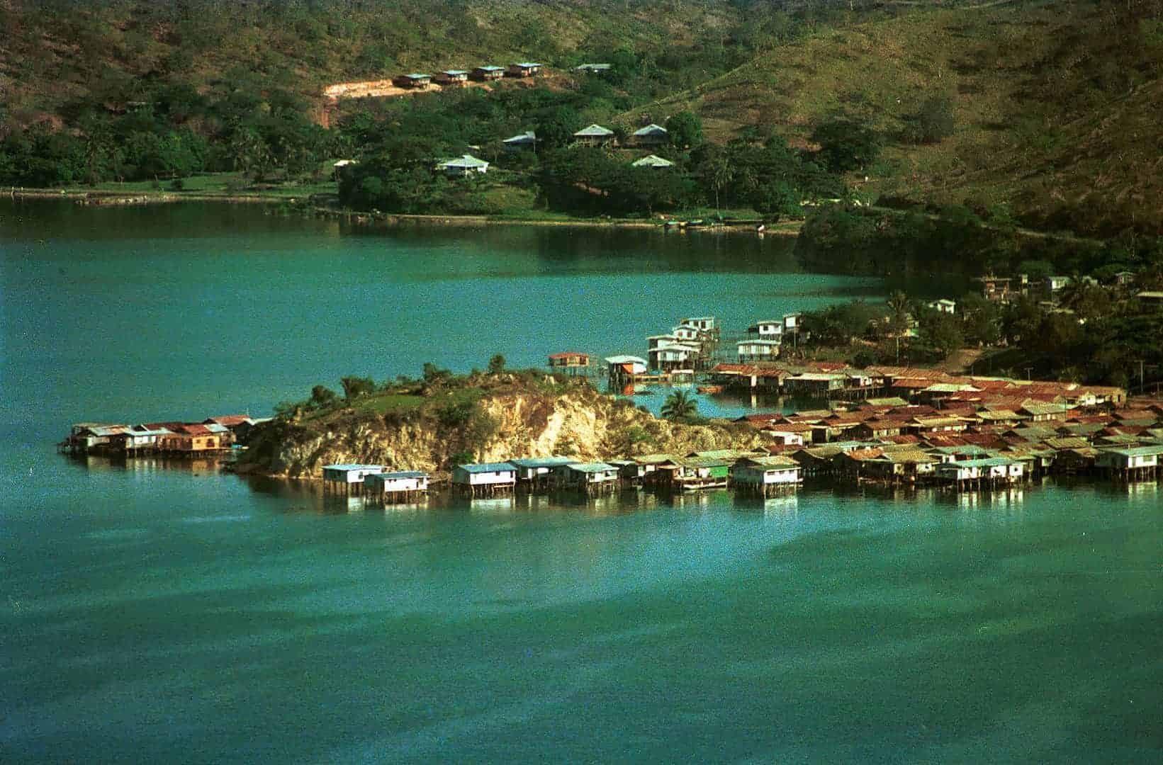 A Moresby Badilli