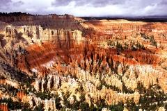 Bryce Canyon, Utah by Martin Sullivan