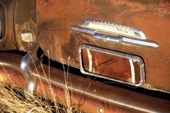 Dying Desert Desoto by Martin Sullivan
