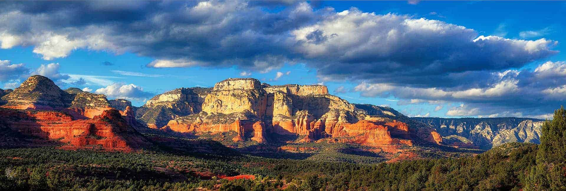 Sedona Vista Panoramic by martinsullivandesign.com