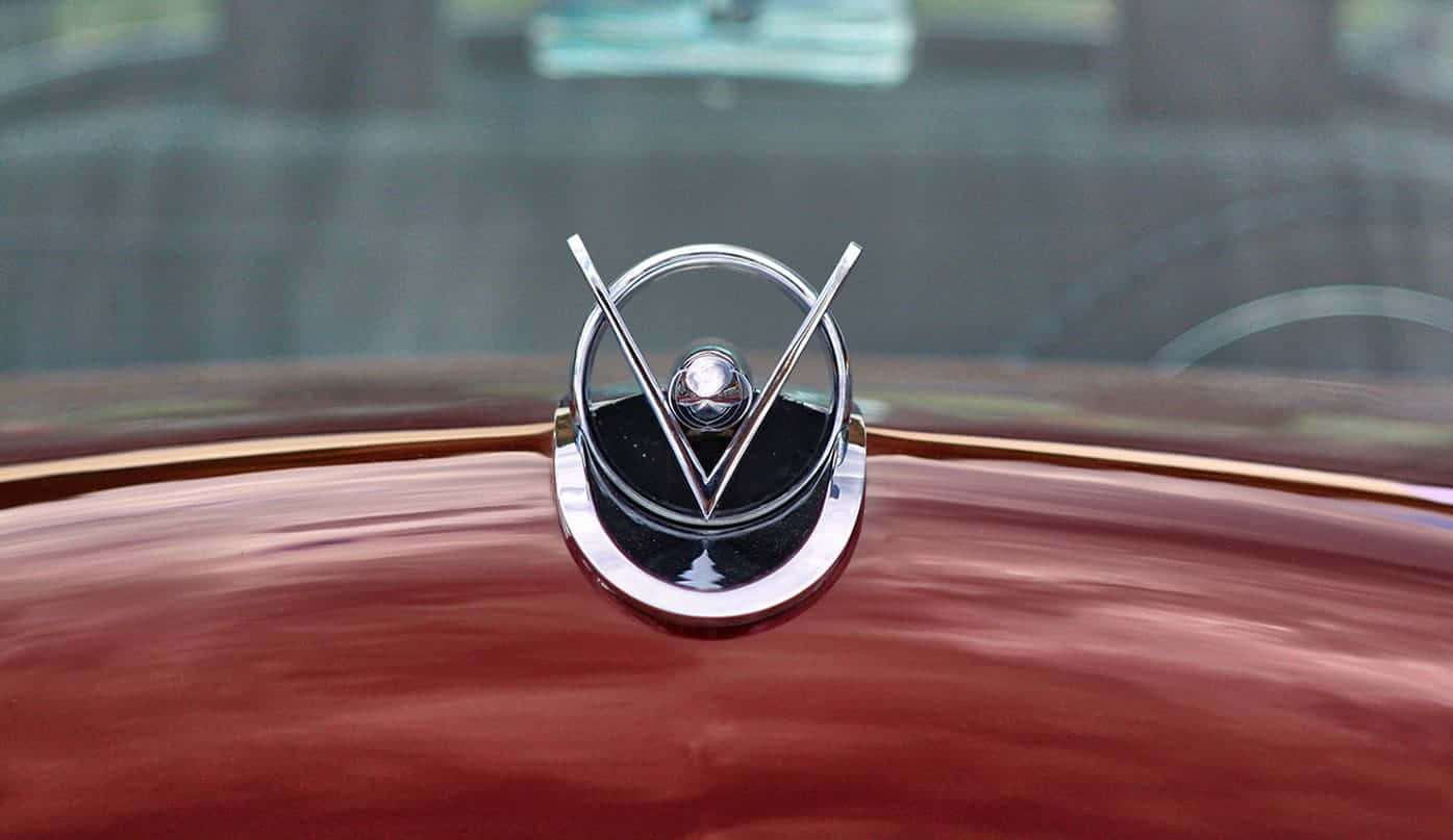 1955 Buick Hood Ornament by martinsullivandesign.com
