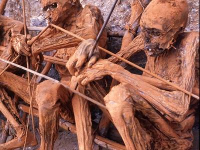 Papua New Guinea-The Iseiki Burial Ritual-by Martin Sullivan