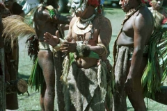 Papua New Guinea Warriors-Goroka Sing-Sing-by Martin Sullivan